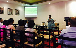 Lecture Discussion on the influence of Tobacco industry in health sector,  Sri Lanka