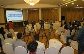 Introducing TobaccoUnmasked HotSpots (TUHS) Trilingual App to Media: A Press Briefing and a Capacity Building Workshop