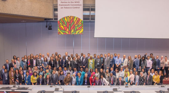 8th session of the Conference of the Parties (COP8), Geneva, Switzerland