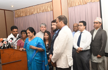 Launch of the Information Portal of SARC-CCT: TobaccoUnmaskedSouth.Asia