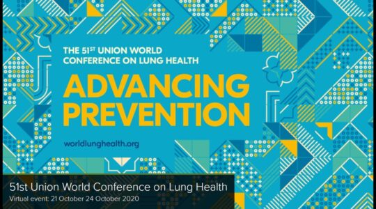 The 51 st Union Conference on Lung Health, 20 th -24 th October 2020